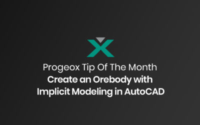 Create an Orebody with Implicit Modeling in AutoCAD