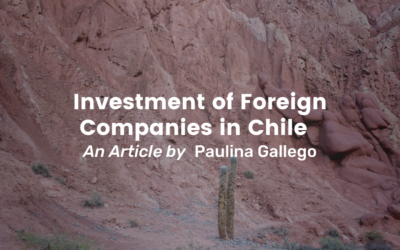 Investment of Foreign Companies in Chile